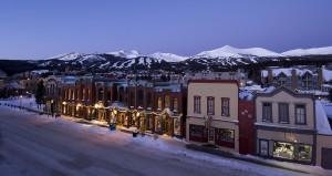Town Winter
