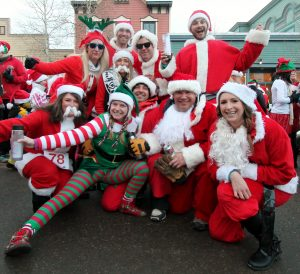 Race of the Santas
