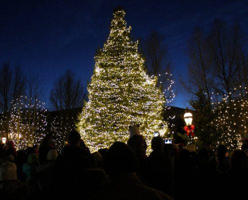 The Lighting of Breckenridge