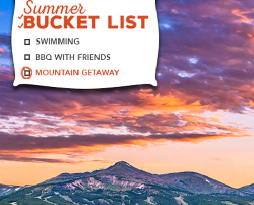 Breck Summer Bucket List
