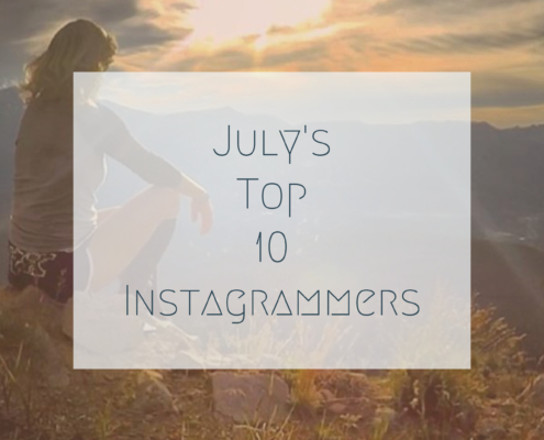 July Instagrammers Blog